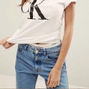 ✨Calvin Klein straight jeans sandblast